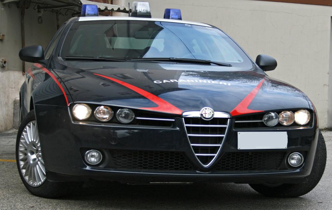 carabinieri arresto tentato omicidio femminicidio