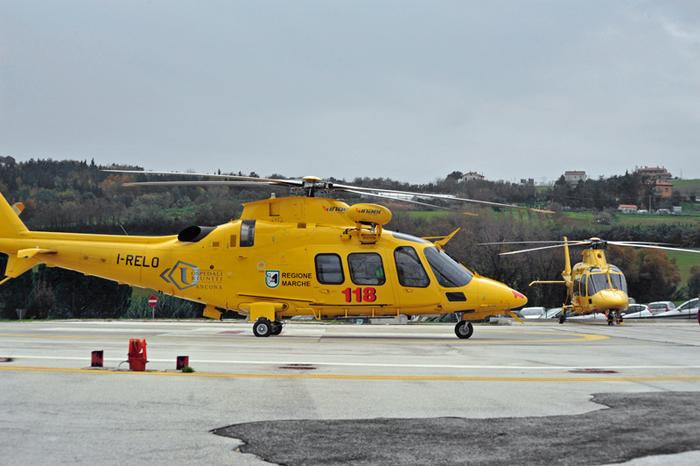 Ospedale Pescara, l'elisoccorso troppo pesante finisce anche a Striscia La Notizia