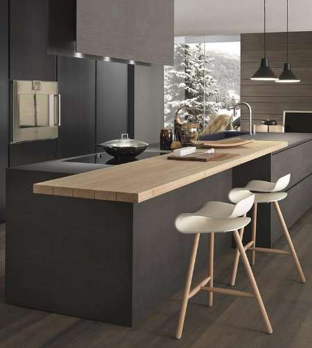 Beautiful Cucine Con Bancone Images - Design & Ideas 2017 - candp.us