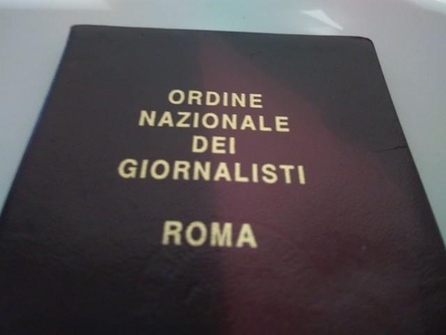 L'abruzzese Nicola Marini eletto presidente dell'Ordine Nazionale dei Giornalisti