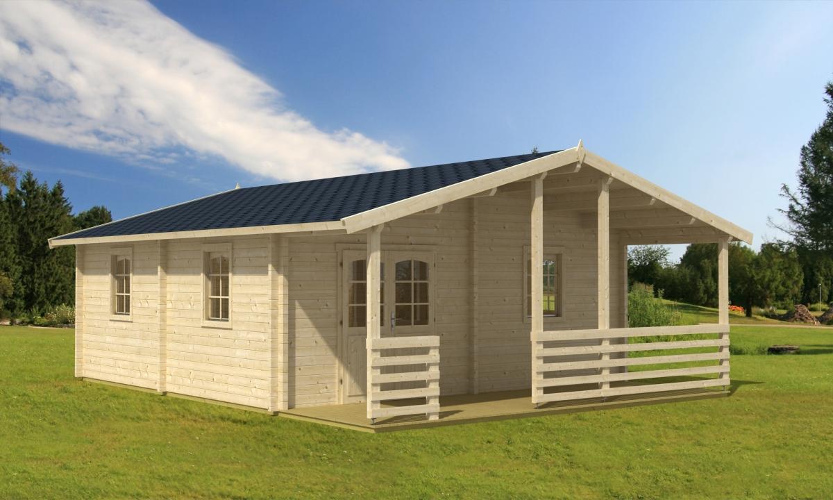 Torricella in arrivo una casetta per un 39 anziana famiglia for Offerte case in legno abitabili