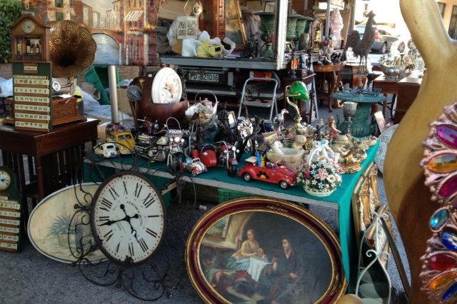 San benedetto del tronto rubavano opere d 39 arte e le - Mercatino dei mobili usati ...