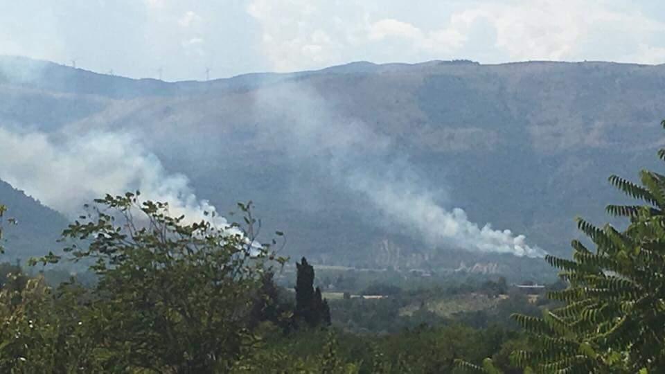 Incendio sul Morrone, trovati gli inneschi