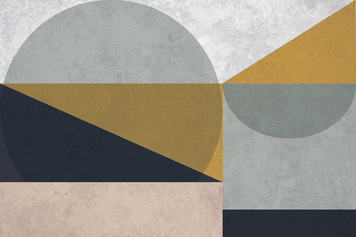 Carta Da Parati Geometrica.Decorare Casa Con 6 Carte Da Parati Di Tendenza Dallo Stile Vintage