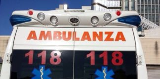 Ambulanza (Il Martino - ilmartino.it -)