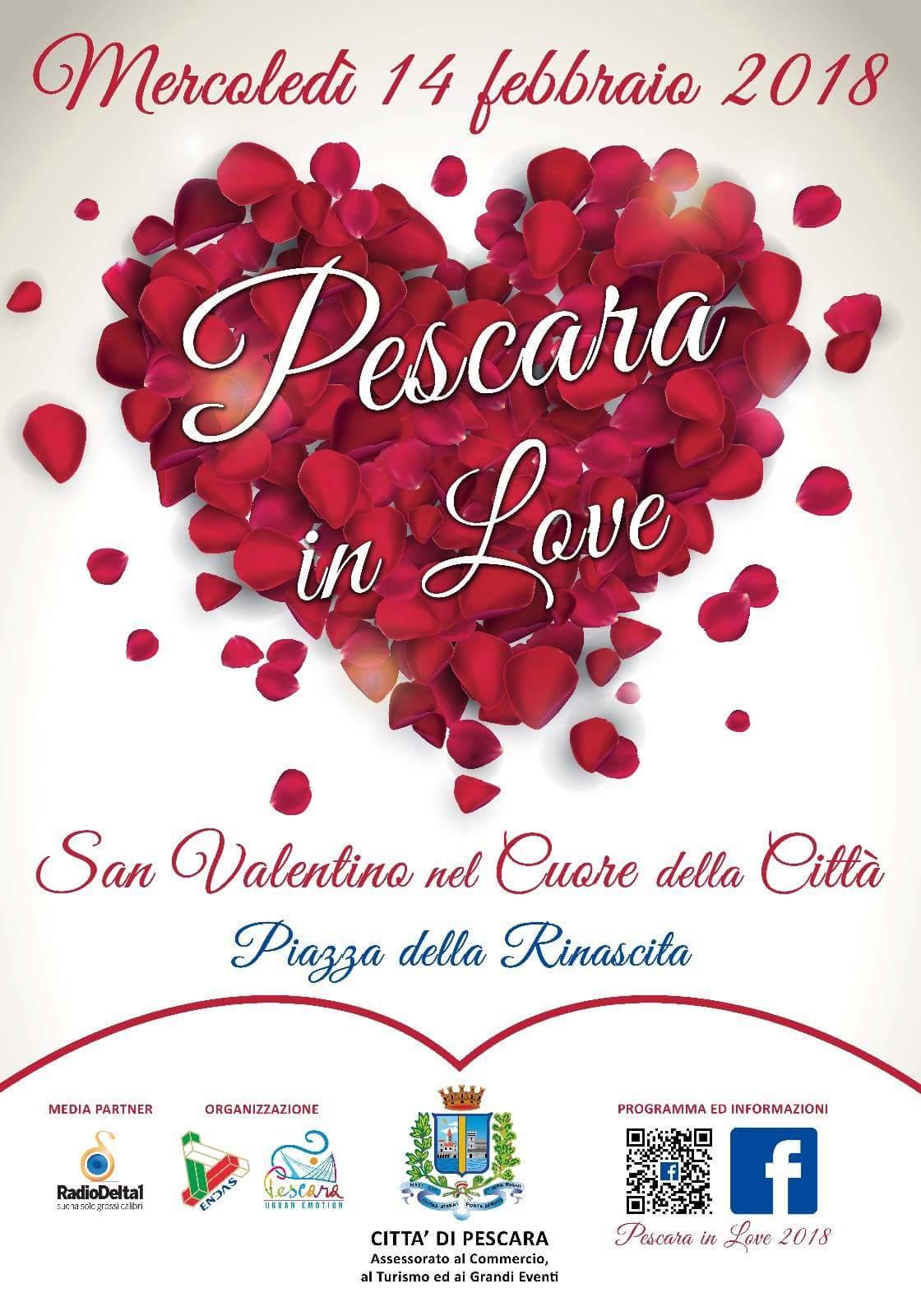 Pescara Per San Valentino In Piazza Salotto Si Tenta Il Record