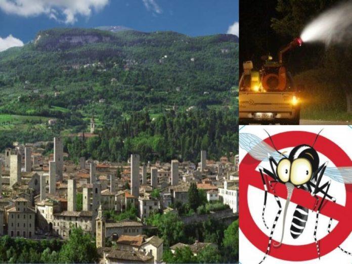 Ascoli Piceno, interventi di disinfestazione nel territorio comunale (Il Martino - ilmartino.it -)