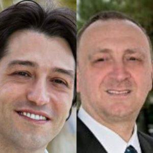 Enrico Piergallini e Stefano Troli (Il Martino - ilmartino.it -)