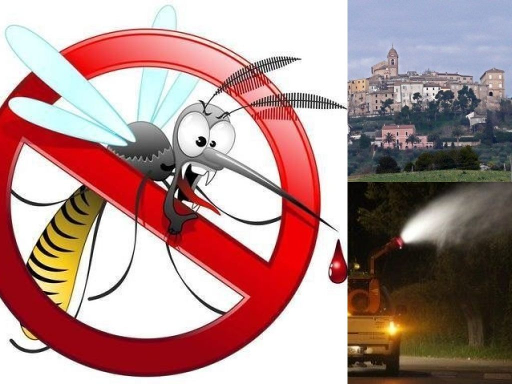 Monteprandone, disinfestazione su tutto il territorio comunale (Il Martino - ilmartino.it -)