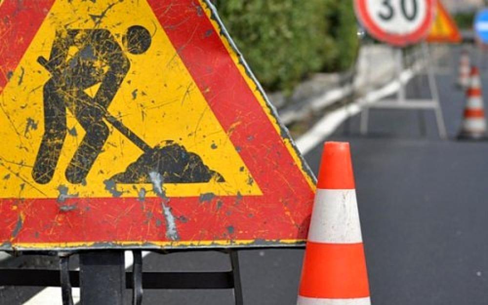 lavori in corso strade tangenziale