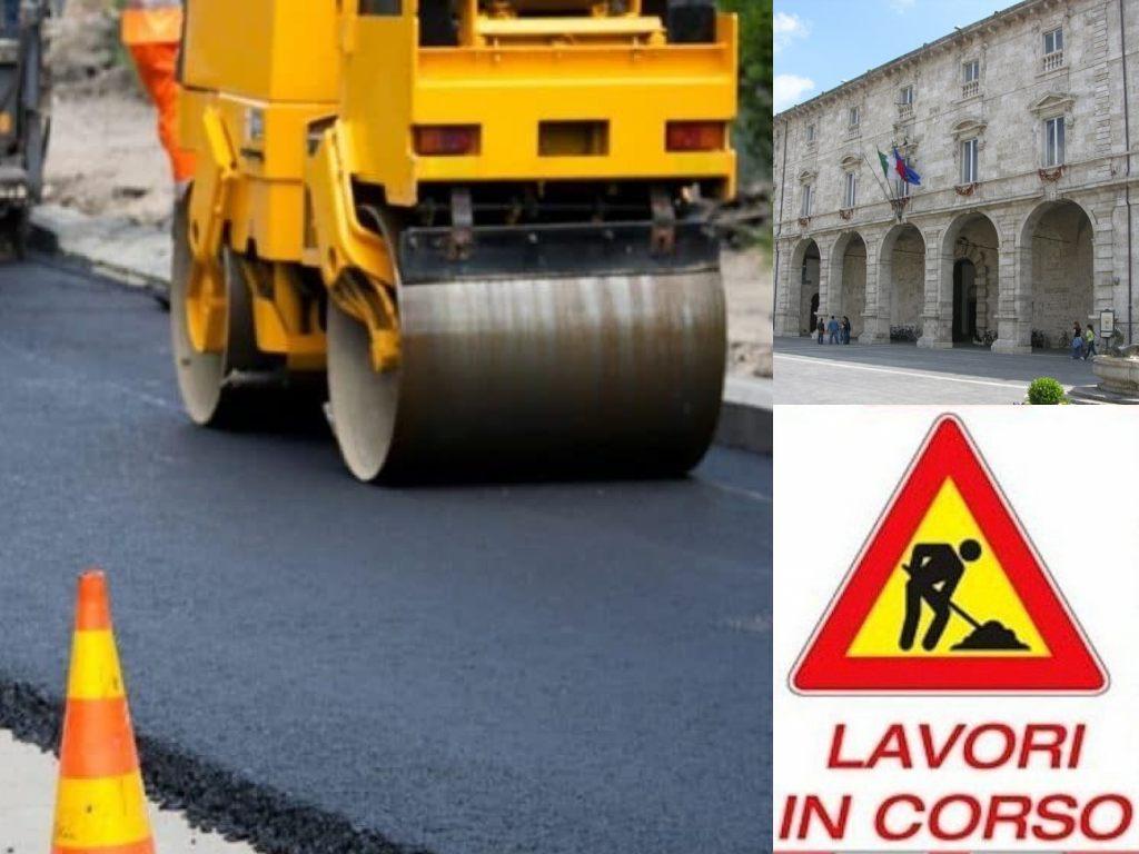 Ascoli Piceno, regolamentazione della circolazione veicolare per l'esecuzione di asfaltatura (Il Martino - ilmartino.it -)