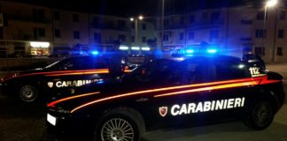 carabinieri arresto Martinsicuro