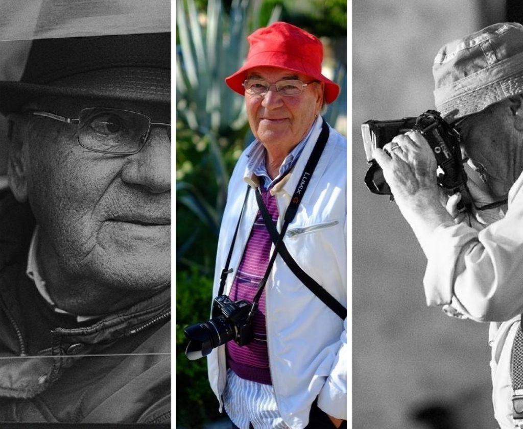 Immagine: il fotografo Antonio Biocca (Il Martino - ilmartino.it -; M'Art Arte e Cultura- cDn)