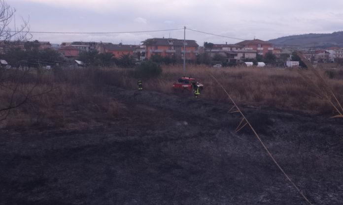incendio Tronto Martinsicuro