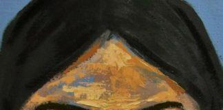 Riccardo Celommi. ''Volto di donna'', olio su tela (Il Martino - ilmartino.it -, M'Art - Arte e Cultura)