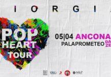 Giorgia tour pop heart