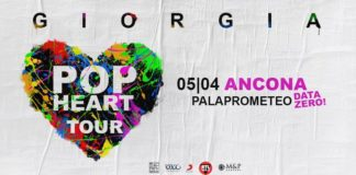 Giorgia tour pop heart