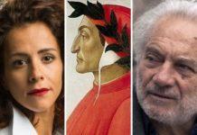 Grottammare, Dante Alighieri e La Divina Commedia. Giorgio Colangeli, Valentina Illuminati