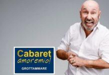 Grottammare, 'Gabaret amoremio!'. Maurizio Battista (Il Martino - ilmartino.it -)