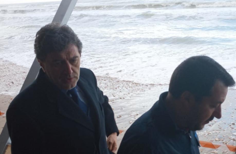 Marsilio Salvini Regionali Abruzzo