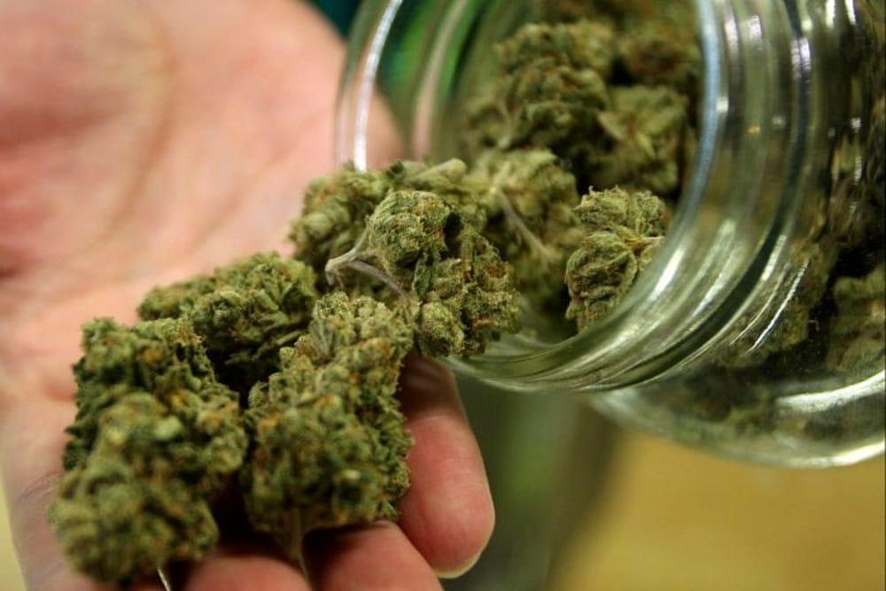 marijuana droga leggera stupefacenti