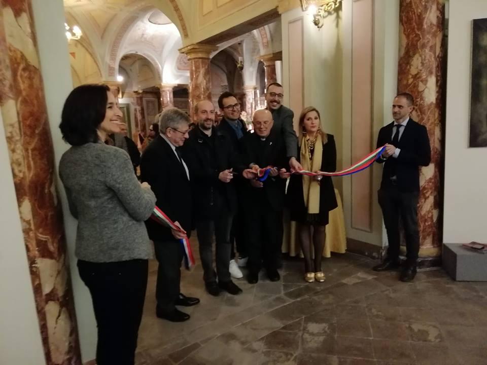 Duomo di Fermo: 'Gernika' esposizione delle opere di Sofia Gandarias (Il Martino - ilmartino.it -) M'Art - Arte e cultura -