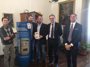 Incontro: rappresentanti E-Distribuzione con Guido Castelli (Il Martino - ilmartino.it-)