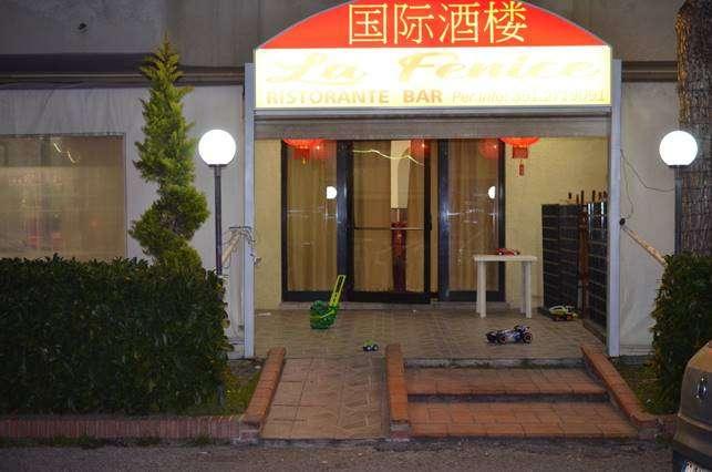 tentata estorsione ristorante cinese Martinsicuro