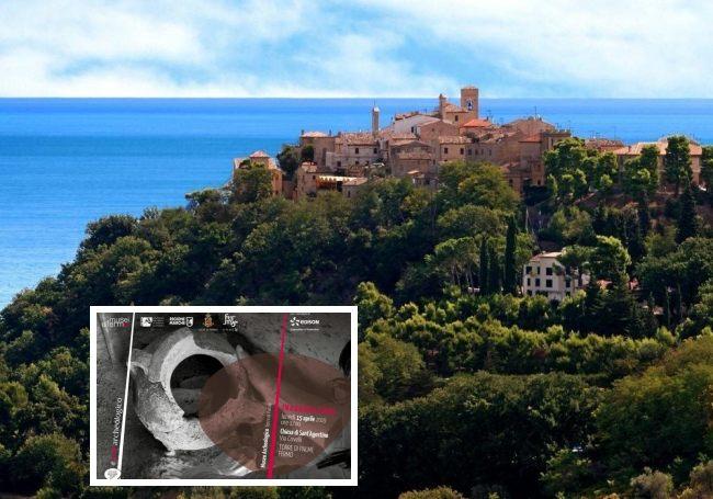 Fermo, Torre di Palme - inaugurazione museo archeologico - (Il Martino - ilmartino.it -)