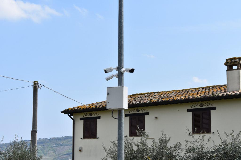 Monteprandone, telecamere OCR