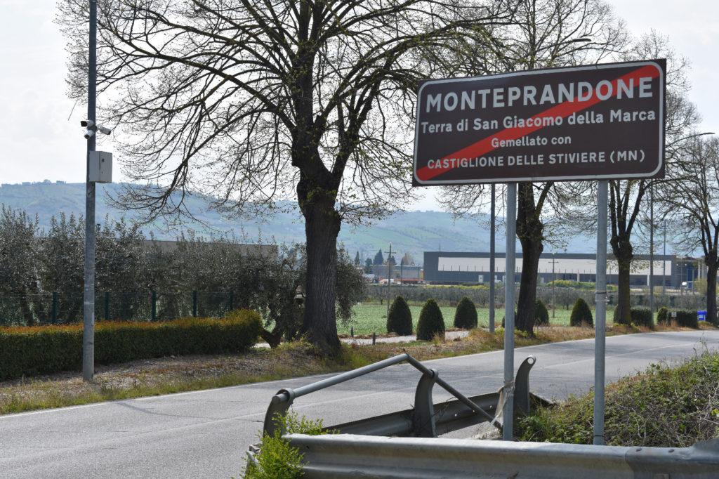Monteprandone, telecamere OCR (Il Martino - ilmartino.it -)