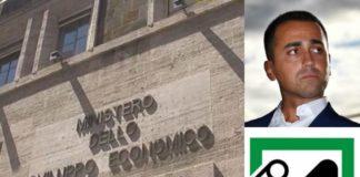Regione Marche, Ministero dello Sviluppo economico. Luigi Di Maio (Il Martino - ilmartino.it -)