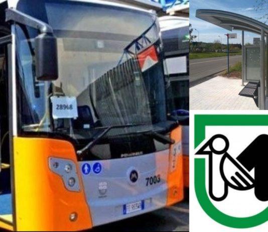 Regione Marche, autobus e pensilina (Il Martino - ilmartino.it -)