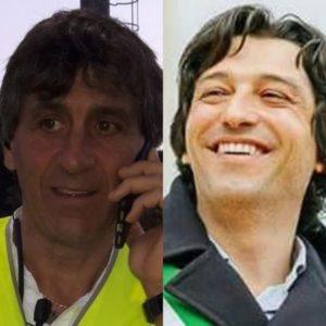 Bruno Talamonti e Enrico Piergallini (Il Martino - ilmartino.it -)