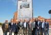 Sopralluogo cantiere nuovo ospedale pediatrico Salesi