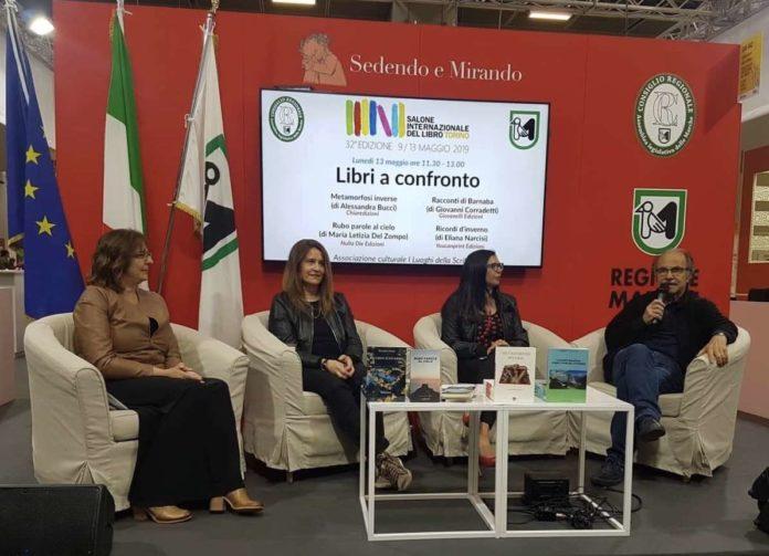 salone del libro di Torino Alessandra Bucci