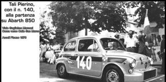 Corsa automobilistica: 'Coppa Teodori'. Foto. ascolinoi.weebly.com (Il Martino - ilmartino.it -)