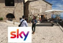 Grottammare, Sky - Week end - (Il Martino - ilmartino.it -)