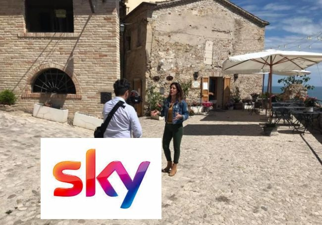 Grottammare, Sky - Week end - (Il Martino - ilmartino.it -)