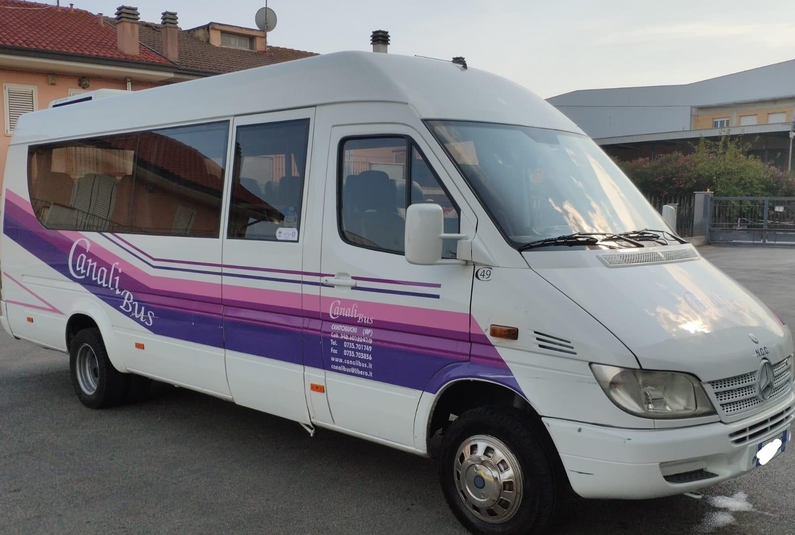 Monteprandone bus navetta - Canali - (Il Martino - ilmartino.it -)
