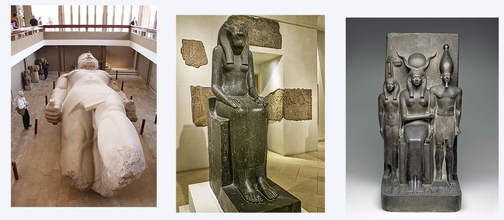 'Vivere all'italiana': il Museo Omero al Museo Egizio Del Cairo (Il Martino - ilmartino.it -) M'Art - arte e cultura - Foto: beniculturali