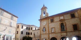 Grottammare, Piazza Peretti (Il Martino - ilmartino.it -)