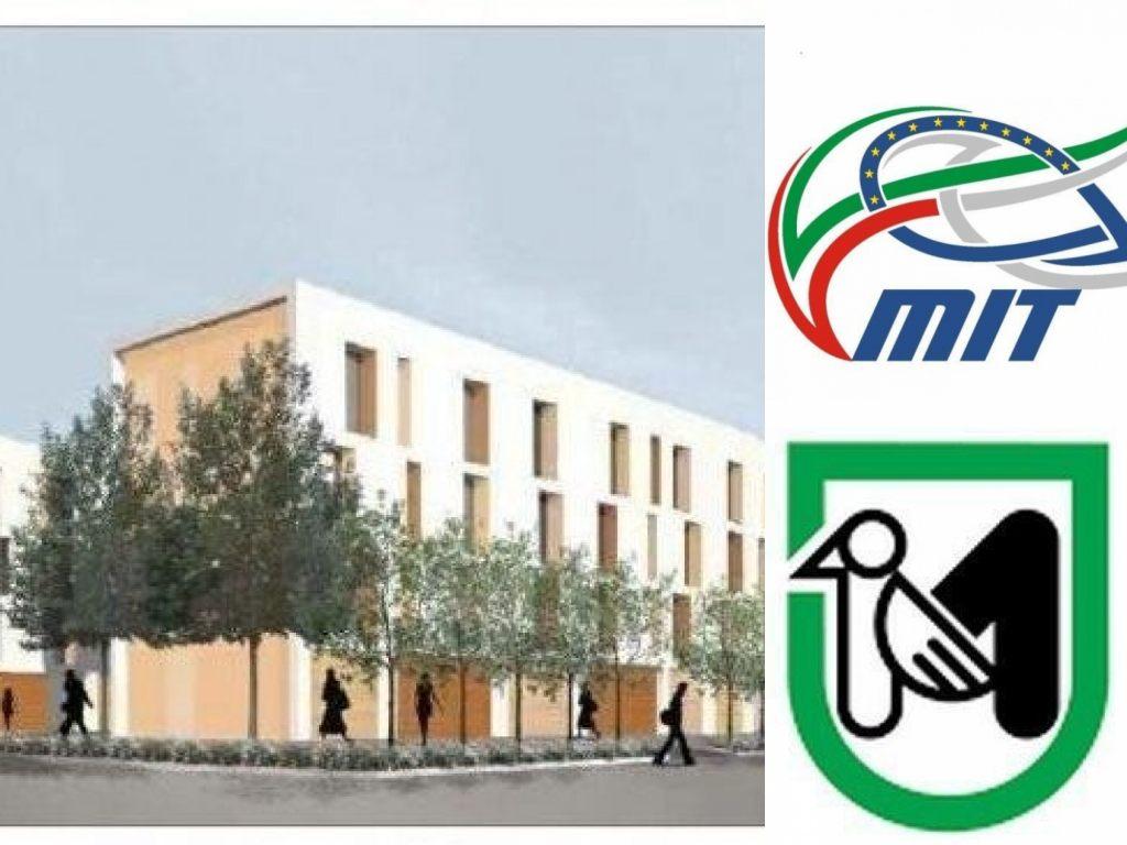 Marche, Edilizia residenziale sociale, Mit (Ministero delle infrastrutture e dei trasporti) (Il Martino - ilmartino.it -)