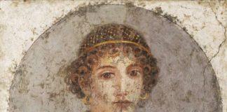 'Ritratto di Saffo', Museo di Napoli (Il Martino - ilmartino.it -) M'Art - Arte e Cultura -
