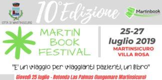 X edizione del Martinbook Festival