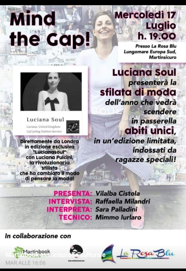 Luciana Soul locandina