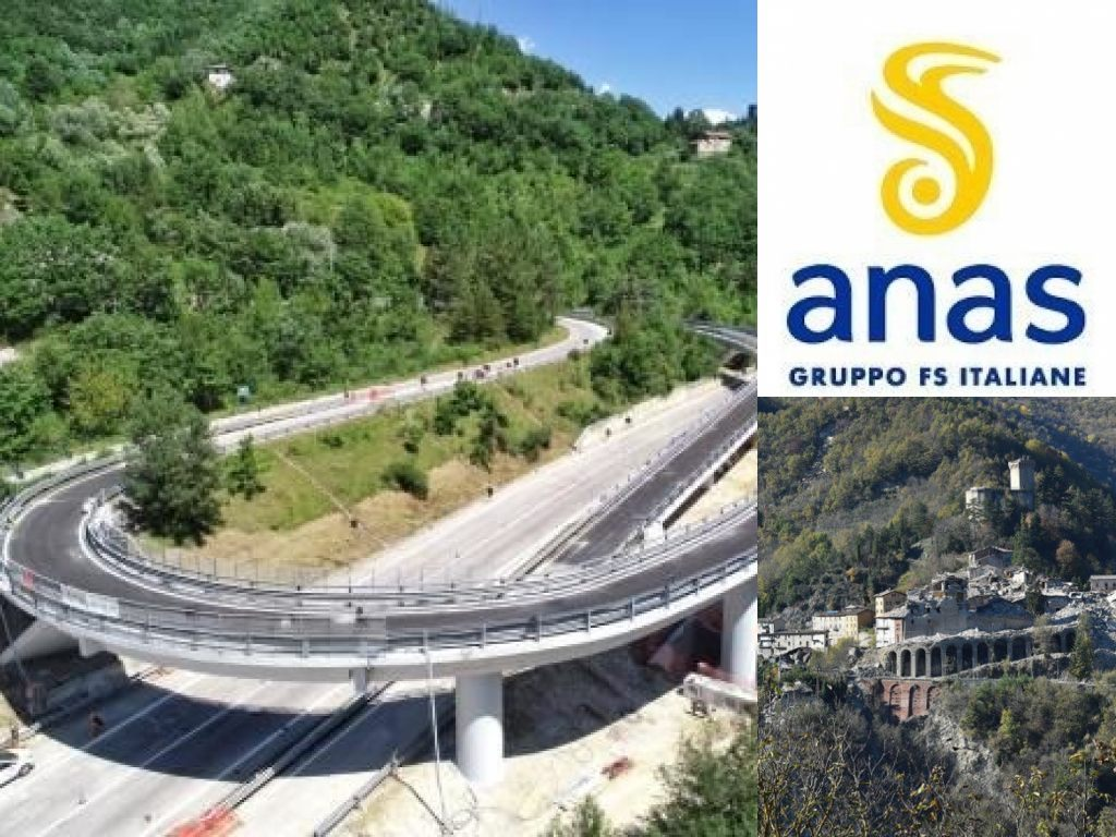 Anas: viario Marche-Umbria (Il Martino - ilmartino.it -)