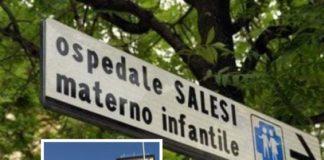 Ancona, Ospedale Salesi materno infantile (Il Martino - ilmartino.it -)