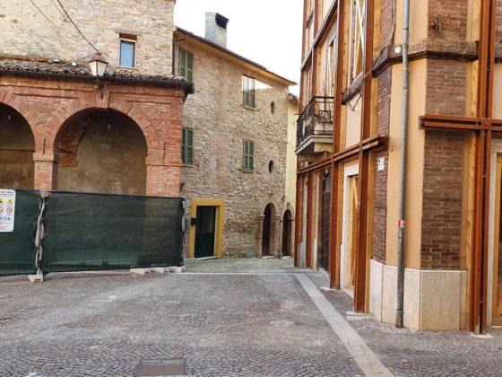 Centro storico Rotella (Il Martino - ilmartino.it -)