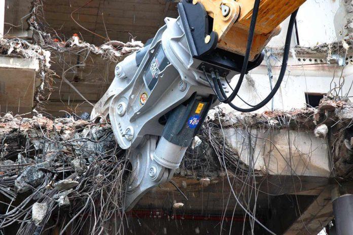 Demolizione edificio (Il Martino - ilmartino.it -) Immagine. directindustry.it